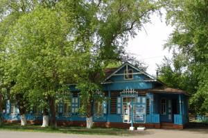 Провинциальный городок